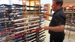getlinkyoutube.com-Sword Showroom Tour, Longquan China