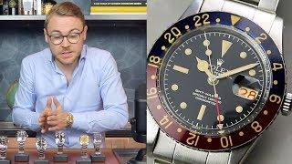 Rolex GMT-Master 6542 'Bakelite', Rolex Submariner 5512 And More! - This Week's Watches #32