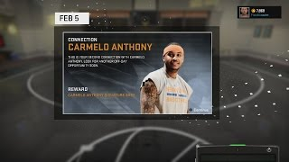 getlinkyoutube.com-NBA 2K16 CONNECTIONS: JORDAN AND CAREMLO ANTHONY