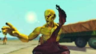 getlinkyoutube.com-street fighter IV - REY MISTERIO vs ORO