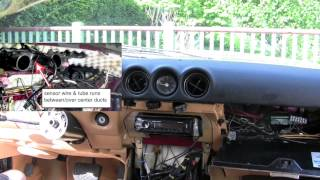getlinkyoutube.com-mercedes r107 380sl dashboard
