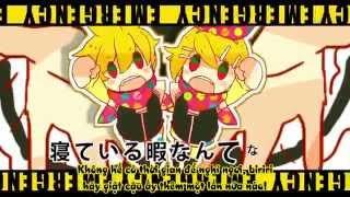 getlinkyoutube.com-[Mirai Sub] Radio CANDY - Kagamine Rin, Kagamine Len (Vietsub)