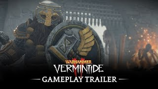 Warhammer: Vermintide 2 - Gameplay Trailer #2