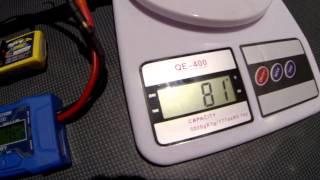 getlinkyoutube.com-3100kv Motor Test 3S 5030 prop