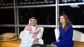 getlinkyoutube.com-الملكة رانية تقدم صباح العربية