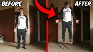 LEVITATE FOR 5 MINUTES TRICK! ( It Actually Works! )
