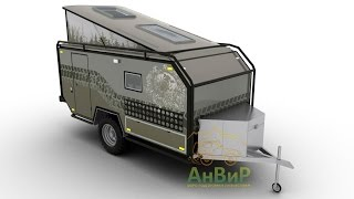 "getlinkyoutube.com-Off road camper ""Cross Lander"""