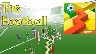 Dancing Line   The Football (4K Widescreen) Android Released