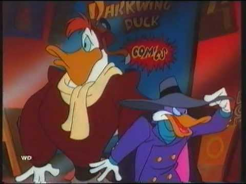 Darkwing Duck Ita - 09 - Fumetto a quattro mani