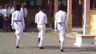 getlinkyoutube.com-Cara Mengibarkan Bendera Merah Putih