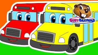 """getlinkyoutube.com-""""Counting School Buses"""" 