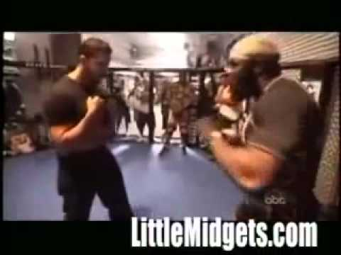 Kimbo Slice Vs David Blaine