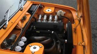 Speedhunters –Duratec-powered Lada 2101
