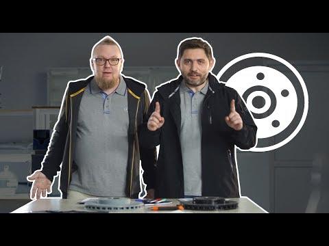 Битва деталей Mercedes-Benz: испытание тормозных дисков