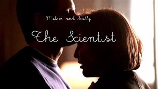 Mulder and Scully, the scientist