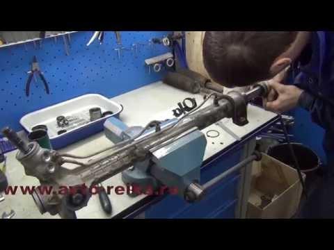 Ремонт рулевой рейки на Fiat Ducato Ремонт рулевой рейки на Fiat Ducato в СПБ