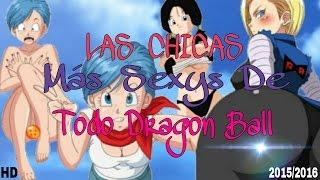 getlinkyoutube.com-Top  Chicas Más Bellas Y Sexys De Dragon Ball (2015/2016)