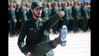 مراسم دانشآموختگی و میثاق پاسداری 97 - دانشگاه افسری (سپاه) امام حسین (ع) Iran's IRGC Parade - 2018