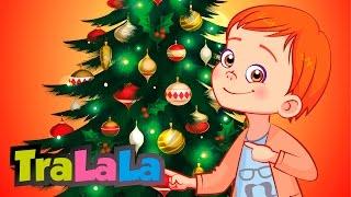 getlinkyoutube.com-O, brad frumos - Cântece de iarnă pentru copii | TraLaLa