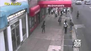 تصفية  عضو عصابة في وضح النهار بنيويورك