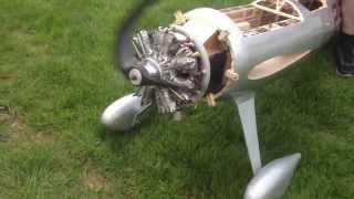 getlinkyoutube.com-Evolution 7-160 Radial Engine