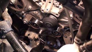 getlinkyoutube.com-DIY Honda 3rd Generation Honda Odyssey Timing Belt Replacement