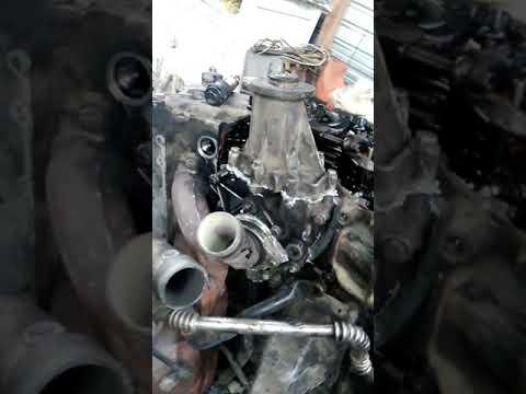 Замена шатуна двигателя не снимая головки