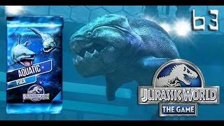 getlinkyoutube.com-Monsters of the Deep! | Jurassic World: The Game [Episode 63]