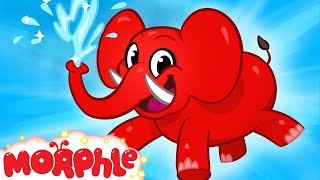 getlinkyoutube.com-My Pet Elephant - My Magic Pet Morphle Episode #16