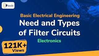 Need and Types of Filter Circuits - Electronics - Basic Electrical Engineering - First Year Engg