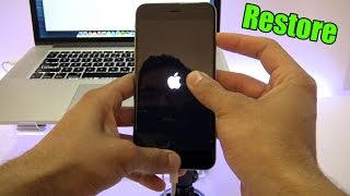 getlinkyoutube.com-How To Restore Iphone 6/5s/5c/5/4s/4 FULLY Restore an Iphone, iPad or iPod