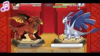 getlinkyoutube.com-Dragon city -Droconos Nirobi and MeteoR Fight