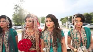 getlinkyoutube.com-Sanah Wedding Highlights |Studio1 Media  01212276282