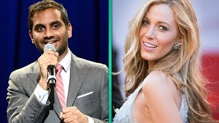 getlinkyoutube.com-Aziz Ansari Reads The Embarrassing Text Messages He Sent to Blake Lively