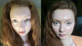 getlinkyoutube.com-My Foundation Routine: Glowy Skin