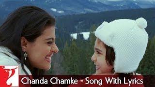 getlinkyoutube.com-Lyrical: Chanda Chamke Song with Lyrics | Fanaa | Aamir Khan | Kajol