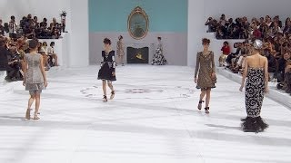 CHANEL: Fall-Winter 2014/15 Haute Couture show