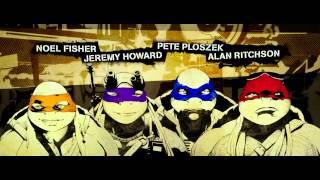 getlinkyoutube.com-Ninja Turtles 2014 HD Ending Credits - Shell Shock