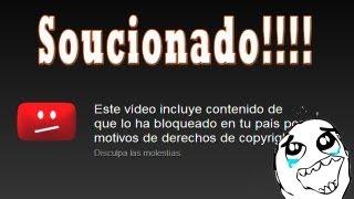 Como abrir vídeos de youtube bloqueados en tu pais y paginas bloqueadas HD
