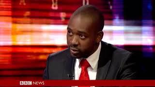 Nelson Chamisa BBC Hardtalk Interview