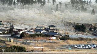 The MOST CATASTROPHIC TSUNAMI Footage Ever Caught on Camera | 2017 Destructive Japanese Tsnuami