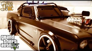 "getlinkyoutube.com-RC DRIFT CAR - ARMORED MUSTANG inspired by GTA 5 "" DUKE O' DEATH """