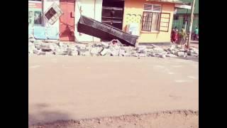 Video ya Tetemeko kagera part 2