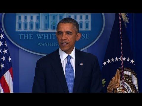Obama on shutdown:
