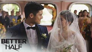 getlinkyoutube.com-The Better Half: Camille and Rafael's wedding | EP 11