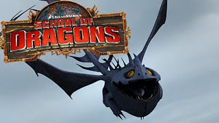 School of Dragons: Dragons 101 - The Smothering Smokebreath