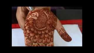 getlinkyoutube.com-Best Darkest Henna, Easy To Use Henna Cone/Paste, Mehndi Cone Review, How To Get Dark Henna
