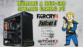 getlinkyoutube.com-High-End Skylake Gaming PC Build (i5 6600K / GTX 980Ti) (2016)