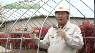 getlinkyoutube.com-野菜パイプハウスの建て方