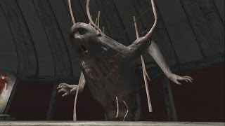 Silent Hill 4 Final Boss-Escape Ending WS patched HD running on PCSX2 1.1.0